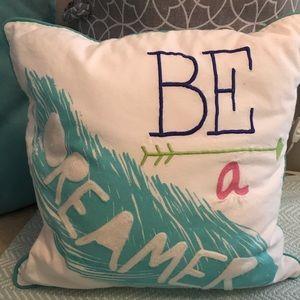 Be A Dreamer-PB Teen Pillow Cover